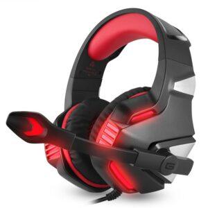 Casti Gaming HunterSpider V3 Pro Red