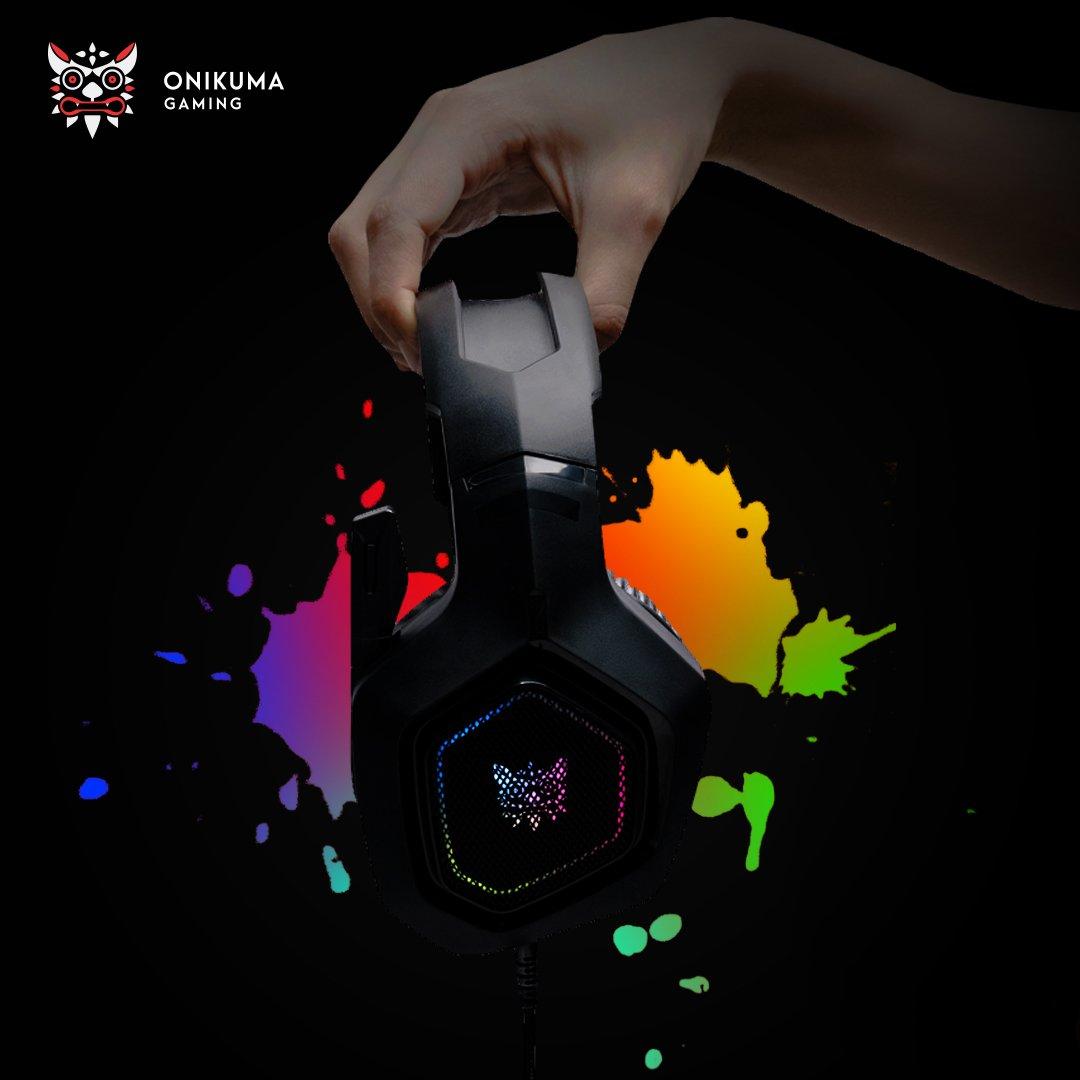 CASTI GAMING RGB ONIKUMA K10 PRO