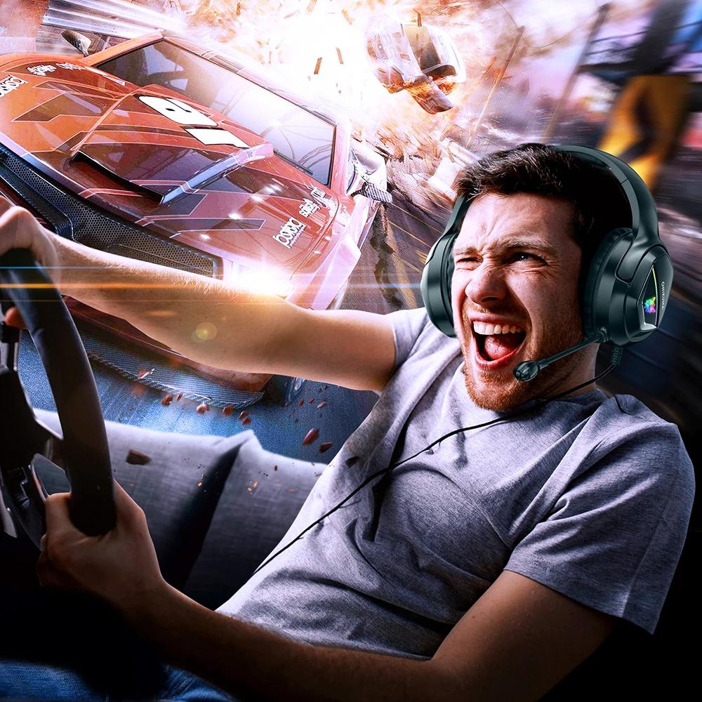 Casti Gaming Onikuma X2