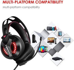 Casti Gaming Onikuma M180 PRO Combatwing